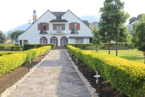 Discover Rwanda Hostel Gisenyi
